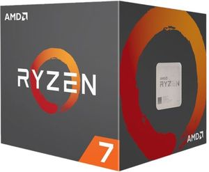 AMD Ryzen 7 2700X 8-Core 3.7Ghz Socket AM4 Desktop Processor