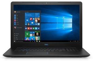 Dell G3 17 Gaming, Core i7-8750H, GeForce GTX 1060, 8GB RAM, 128GB SSD + 1TB HDD