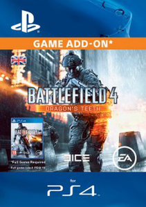 Battlefield 4 Dragon's Teeth (PS4 DLC)