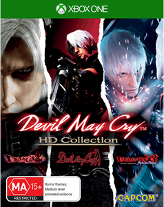 Devil May Cry HD Collection (Xbox One Download) - Gold Required