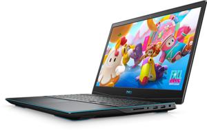 Dell G3 15 Gaming, Core i5-10300H, GeForce GTX 1650, FHD 1080p, 8GB RAM, 256GB SSD