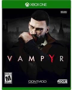 Vampyr (Xbox One) + $10 Rewards