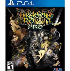 Dragon's Crown Pro (PS4 Download) - PS Plus Required