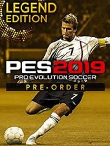 Pro Evolution Soccer 2019 - Legend Edition (PC Download)
