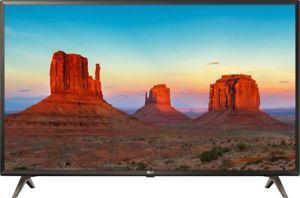 LG 43UK6300PUE 43-inch 4K HDR Smart TV