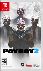 Payday 2 (Nintendo Switch) - Pre-owned