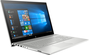 HP Envy 17-bw0011nr Core i7-8550U, 16GB RAM, 512GB SSD, GeForce MX150, 4K IPS Touch