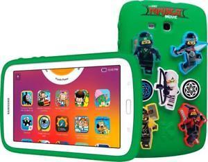 Samsung Galaxy Kids Tablet - Lego Ninjago Movie Edition (New Open-Box)