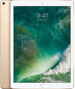 "Apple iPad Pro 12.9"" 512GB WiFi + 4G LTE (Gold)"