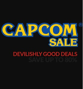 Fanatical Capcom Sale