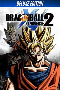 Dragon Ball Xenoverse 2 Deluxe Edition (Xbox One Download)