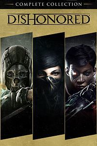 Dishonored The Complete Collection (Xbox One Download) - Gold Required