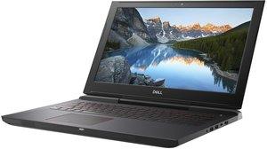 Dell G5 15 Gaming, Core i7-8750H, GeForce GTX 1060, 16GB RAM, 256GB SSD + 1TB HDD