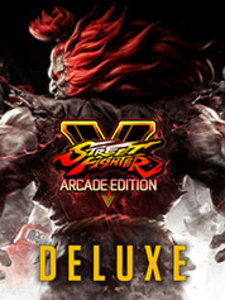 Street Fighter V: Arcade Edition Deluxe (PS4 Download) - PS Plus Required