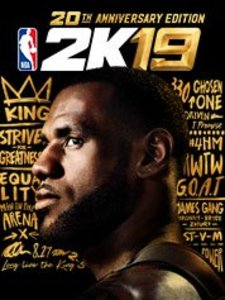 NBA 2K19 20th Anniversary Edition (PC Download)