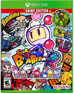 Super Bomberman R: Shiny Edition (Xbox One) - Pre-owned