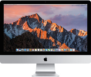 Apple iMac MNE92LL/A 27-inch 5K Core i5 Quad Core All-in-One