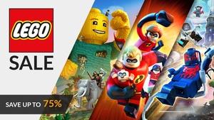 Fanatical LEGO Weekend Sale