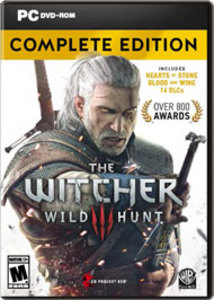 The Witcher III: Wild Hunt Complete Edition (PC DVD)