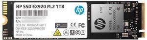 HP EX920 3D TLC NAND NVMe M.2 2280 1TB SSD