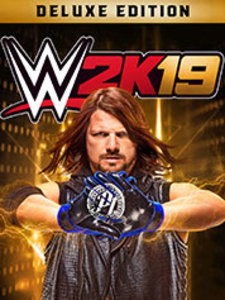 WWE 2K19 Deluxe Edition (PC Download)