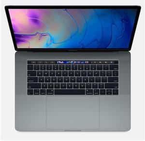 Apple MacBook Pro MR932LL/A with Touch Bar, Core i7-8750H 2.2GHz, 16GB RAM, 256GB SSD, Radeon Pro 555X