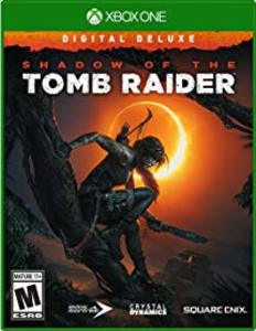 Shadow of the Tomb Raider - Digital Deluxe Edition (Xbox One Download)