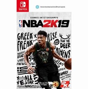 NBA 2K19 (Nintendo Switch Download)
