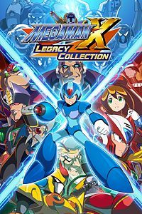 Mega Man Legacy X Legacy Collection (Xbox One Download) - Gold Required
