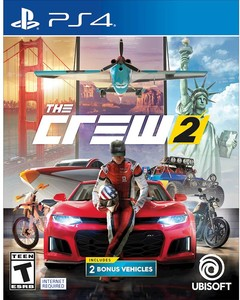 The Crew 2 (PS4 Download)