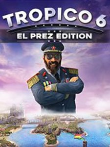 Tropico 6 El-Prez Edition (PC Download) - Login Required