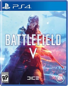 Battlefield V (PS4) - Pre-owned