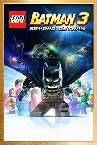 LEGO Batman 3: Beyond Gotham Deluxe Edition (Xbox One Download)