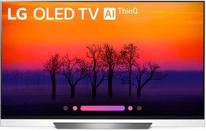LG OLED65E8PUA 65-inch 4K HDR AI Smart OLED TV (E8 Series)