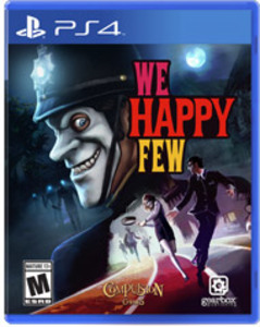 We Happy Few (PS4) - Pre-owned