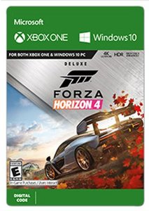 Forza Horizon 4 Deluxe Edition (Xbox One/PC Download)