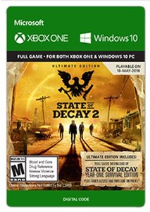 State of Decay 2: Ultimate Edition (Xbox One/PC Download)