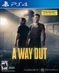 A Way Out (PS4 Download)