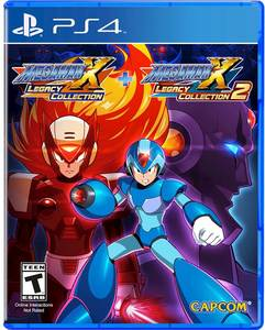 Mega Man X Legacy Collection 1 + 2 (PS4) - Pre-owned
