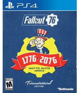 Fallout 76 Tricentennial Edition (PS4)