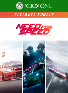 Need for Speed Ultimate Bundle (Xbox One Download)