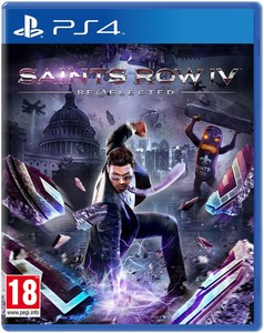 Saints Row IV Re-Elected (PS4 Download)