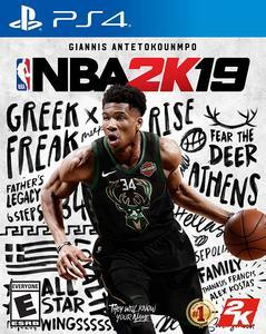 NBA 2K19 (PS4 Download)