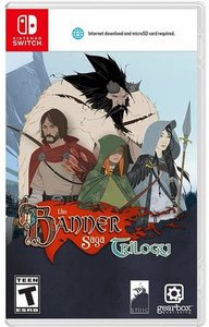 Banner Saga Trilogy (Nintendo Switch)