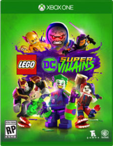 LEGO DC Super-Villains (Xbox One) - Prime Required