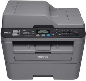 Brother MFC-L2685DW Compact Monochrome All-in-One Laser Printer