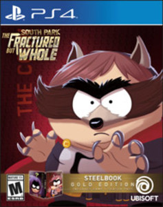 South Park: The Fractured But Whole Steelbook Gold Edition (PS4)