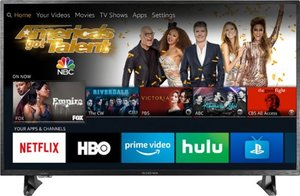 Insignia NS-43DF710NA19 43-inch 4K HDR Fire TV Edition