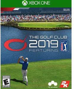 The Golf Club 2019 featuring PGA TOUR (Xbox One) - Pre-owned