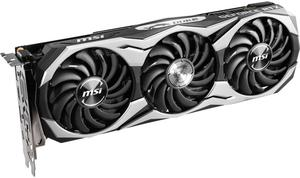 MSI GeForce RTX 2070 Duke 8G OC 8GB GDDR6 Graphics Card